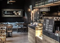 Cafe Lorentz coffee and wine