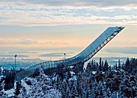 New Holmenkollen Ski Jump