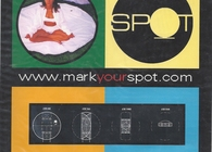1997 Mark Your Spot (The Original Round Towel)