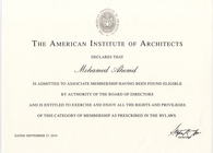 AIA Membership