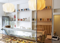 Cocorino Ice Cream Parlour, Marylebone