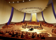 Bing Concert Hall - Composite Acoustical Panels