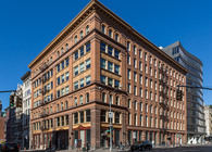 The Knickerbocker Telephone Company Building - Landmark Building 1893