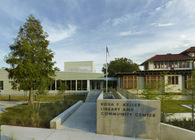 Rosa F. Keller Library & Community Center