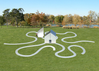 The Interactive Fragmented Meandering House