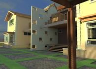 Mframa Duplex Apartment