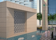King Abdullah Financial District Mosque Design