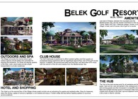 Besneli-Belek, Golf Resort