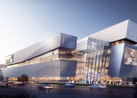 Aedas designs a one-stop lifestyle complex that reflects the historic quality of Yiwu in China
