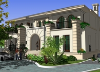 2-Story Single Family Residence with basement