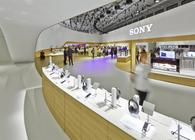 SONY EXHIBITION STAND (INT)