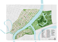 Competition Entry, 1st Place: Hengyang Masterplan