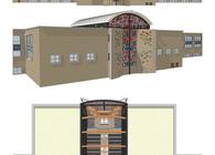 Benkert Hall Redesign