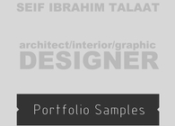 Seif Talaat Portfolio