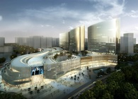 Aedas designs bay front development in Xiamen, China