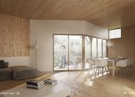 MIEL Arquitectos - Casa al bosc