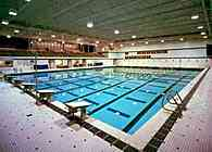 1996 Huron High School Natatorium
