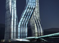 Dancing Towers In Dubai