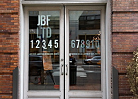 JBF LTD Pop-Up Restaurant