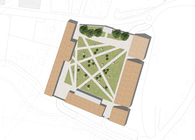 The new center of south Milan agricultural park - Cascina corte grande