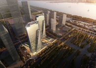 Aedas designs new office-cum-retail project in Hangzhou