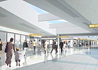 Staten Island Ferry Terminal Retail Concourse