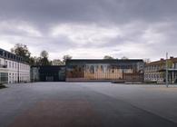Gymnasium and Esplanade