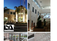 San Diego County Interim Library, Police & Post-Office Building