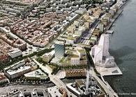 BAU arquitectura - Masterplan en Suecia