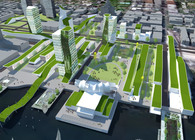 Delaware Riverfront Renewal - Option One