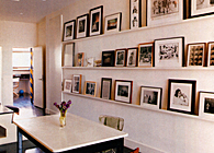 Penthouse Renovation For Isabella Rossellini @ EOA Elmslie Osler Architects, New York City