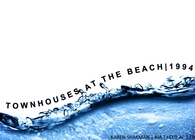 Townhouses at the Beach | Urban Townhouses | 1994-2014