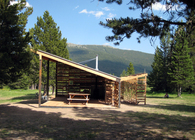 The Bohart Cross-Country Ski Pavilion