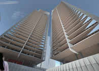 City Life Residential Towers