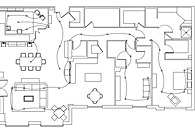 Lighting Plan for Russ Interiors Inc