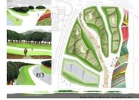 urban park in huerta del rey