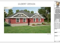 Stock home plans by Gilbert Design