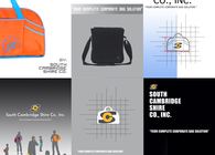 Brochure Design for a Bag Company