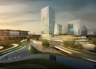 South Nanjing Station City Square Planning