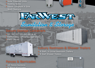FarWest Sanitation & Storage - Sell Sheet