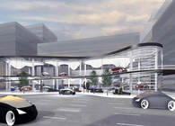 The Dream Division, Driverless Car Showroom