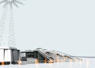 Coney Island Parachute Pavilion
