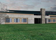 Eagle Brook Middle School Administration Building