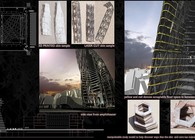 Media Tower: Grasshopper Exploration