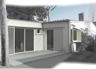 summer-house extension & refurbishment