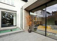 Double Concrete House
