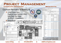 United States Navy - Courtroom Renovatoin @ Bldg 56