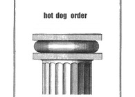 >>>hot dog (and other architectural orders)