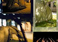Parachute Tent