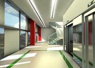 Elevators Hall
